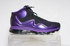 Nike Air Max Flyposite 2012 Training Sneaker Black Club Purple Men 12 Football