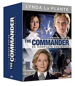 THE COMMANDER -COMPLETE COLLECTION (Lynda La Plante)-  DVD - PAL Region 2 - New