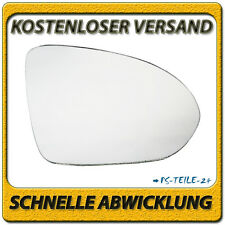 S Heiz Rechts H Smart 1998-2007 Außenspiegel Glas Weitwinkel Elektrisch