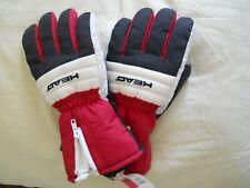 New listing head winter gloves Free S/H vintage Nwt ski snow gloves men's M 3M thinsulate