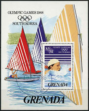 Grenada 1986 SG#MS1569 Olympic Games Cto Used M/S #D23656