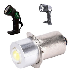 18v LED globe for Hitachi UB18DALD0 & UB18DAL(D0) &UB18DAL torch flashlight bulb