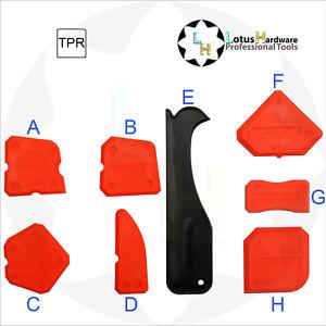 Silicone Sealant Spreader Tool Kit / Caulk Remover Sets Yato YT-5261 / YT-5262