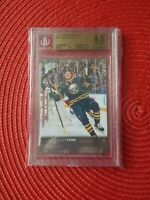 Jack Eichel RC 2015 2016 Upper Deck Young Guns BGS 9.5 Gem Mint #451