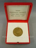 1099: Goldene Medaille ZUR GOLDENEN HOCHZEIT DER SENAT DER HANSESTADT HAMBURG