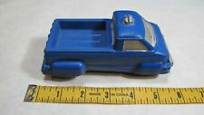 Vintage GS Rubber Toy Truck in GREAT CONDITION Mountain Cabin Find