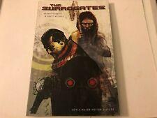 THE SURROGATES Graphic Novel TPB w/Robert Venditti AUTO - 2009!