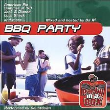 DJ R2 - BBQ PARTY: PARTY IN A BOX - CD, 2002