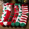Women Men Soft Fluffy Cosy Bed Sleep Socks Winter Warm Sock Christmas Xmas Gift