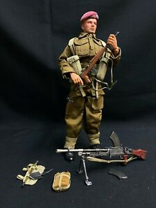 DRAGON / DID CUSTOM WWII  BRITISH SAS Custom 1:6 Scale Action Figure