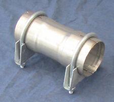 """Exhaust Sleeve Pipe Repair Connector - 304 Stainless steel - 63mm ( 2½"""" )"""