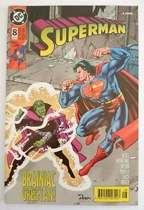 DINO   SUPERMAN   NR. 8 (1996)   Z 1-
