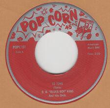 R&B  REPRO: BB KING - 16 Tons/16 Tons (Instro) POPCORN