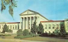 Baton Rouge LA    LAW BUILDING~Louisiana State University  ca1950's Postcard