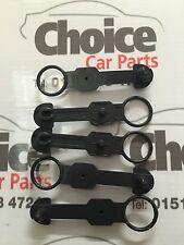 5 x Genuine Vauxhall Corsa C Posteriore TAPPETI CLIP 24417239