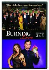 Burning Love Seasons Two & Three (DVD, 2014, 2-Disc Set)