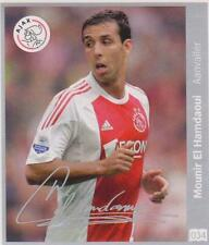 AH 2010-2011 Panini Like sticker 034 Ajax Amsterdam Mounir El Hamdaoui