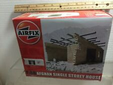 Afghan Single story House  Model By airfix