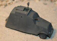 MGM 080-029 1/72 Resin WWII British Morris Armoured Car (Büffel)