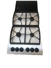 Dacor Duel Fuel Metal Cooktop With Bbq Module