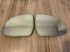 BMW X3 G01 X4 G02 X5 G05 F15 X6 F16 OEM Mirror glass Set LH+RH Heating & Dimming