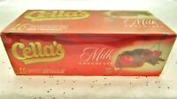 Cella's Chocolate Covered Cherries ~ Clear Liquid Center ~ Milk Chocolate Candy