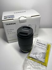 Tamron 17-28mm f/2.8 Di III RXD Lens for Sony E w/ Box, Warranty & User Guide