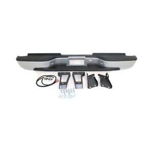 New GM1103141 Rear Bumper for Chevrolet Silverado 2500 HD 2001-2006
