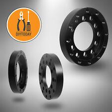 BLACK Logitech G25 G27 Steering Wheel Stainless Steel Adapter Fits 70mm Wheel