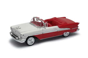 Welly 1:24 Gm 1955 Oldsmobile Super 88 (Red), #DW22432R