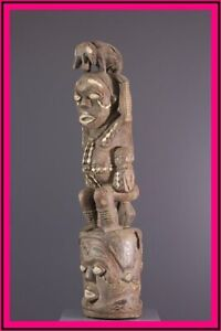 KUYU PRIVATE COLLECTION AFRICAN ART AFRICAIN ARTE AFRICANA AFRIKANISCHE KUNST **