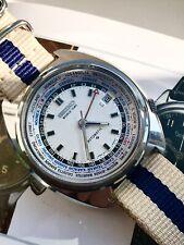 VINTAGE SEIKO WORLD TIMER 6117-6400 1975