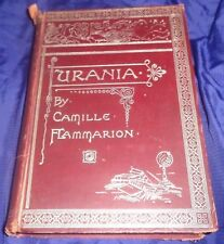 BR1998 1890 NEW AGE Urania by Camille Flammarion 314pgs Illustrated by DeBieler