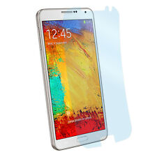 6x Super Clear Protective Foil Samsung Note 3 Transparent Display