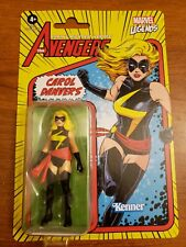 Marvel Legends Avengers Carol Danvers Action Figure NIB RTS