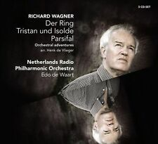 Wagner: Der Ring; Tristan und Isolde; Parisfal - Orchestral Adventures (CD,...