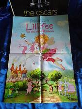 Prinzessin LILLIFEE und das kleine Einhorn-A1Filmposter Filmplakat Kinoplakat F2