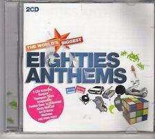 (FD279B) Eighties Anthems, 34 tracks various artists - 2CDS - 2009