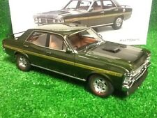 1:18 Biante Ford XY Falcon GTHO Phase 3 In Jewel Green Only 1008 Made