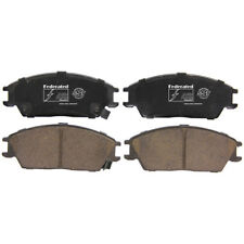 Disc Brake Pad Set Front Federated D497