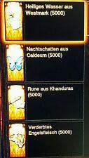 Diablo 3 Ros - Crafting Mats - Kanais Cube + Gold - PS4 / Xbox One