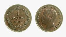 pcc2131_12) Vittorio Emanuele III (1900-1943) - 1 Centesimo 1905