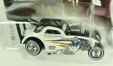 Hot Wheels Fiat 500C Cop Rods St. Paul, MN Police Department W/ Real Riders