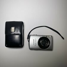 Canon PowerShot SD870 IS 8.0MP Camera Leather Case