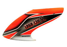 NEW Microheli Blade 130x Airbrush Red Gopher Canopy 130 x *FREE SHIPPING*