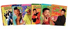 Fresh Prince of Bel Air ALL Season 1-6 Complete DVD Set Collection Serie TV Show