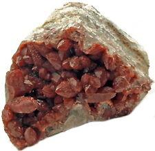 RED Quartz Crystals - Morocco  *1858 grams* - 6.5x 4.5 x 4 inches  - REDQU01