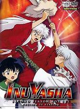 Inu Yasha Dvd Season Ii Boxset Brand New Factory Sealed 3 Dvds