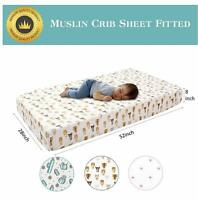 Muslin Crib Sheet, Fitted Crib Sheets, Baby Crib Sheets, Crib Sheets for Baby