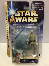Star Wars The Empire Strikes Back Hoth Attack Luke Skywalker Figure Hasbro 2003